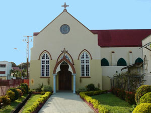 Rosary Monastery, Port of Spain