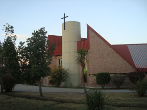 Monastère de Menduza, Argentine
