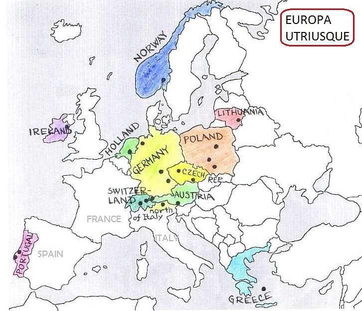 carte europa utriusque