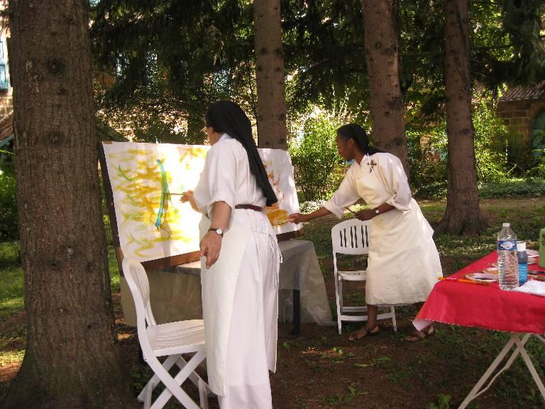 Fête communautaire (Langeac)